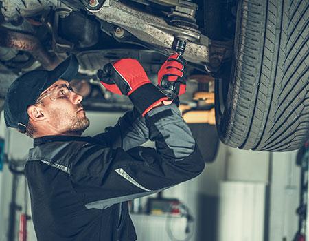 suspension repair Columbus